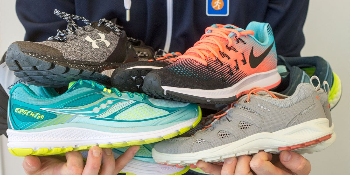 Osäker på val av sko