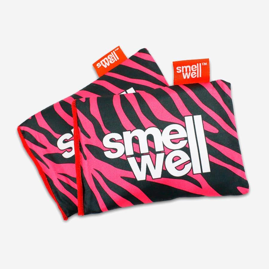 SmellWell Pink Zebra