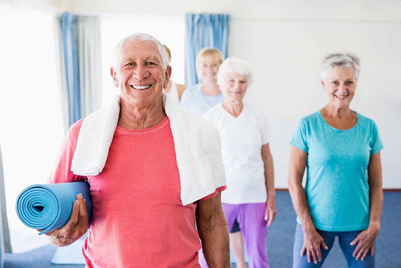 Fysisk aktivitet vid artros