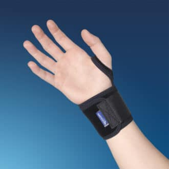 Mediroyal hand och tumortos